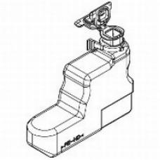 WT-3100 Бункер отработанного тонера